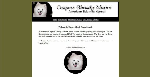 Casper's Ghostly Manor