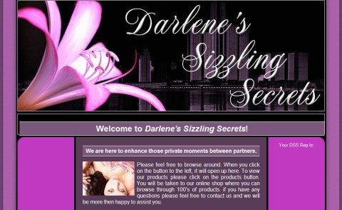 Darlene's Sizzling Secrets