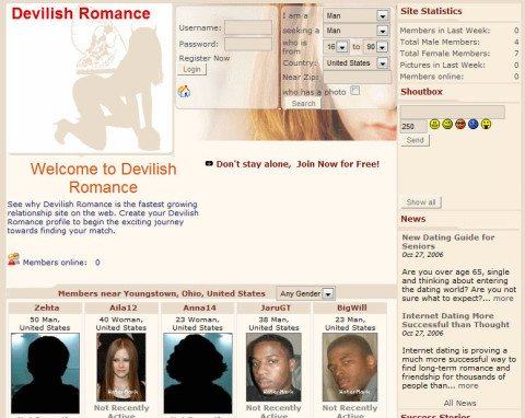 Devilish Romance