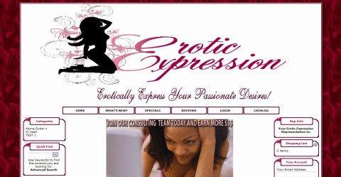 Erotic Expression
