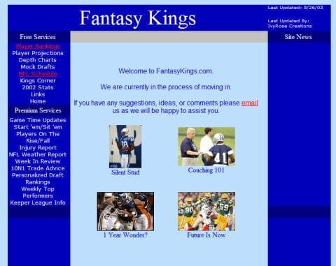 Fantasy Kings