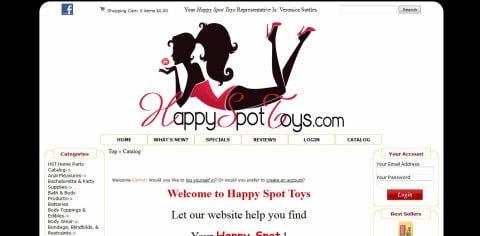 Happy Spot Toys