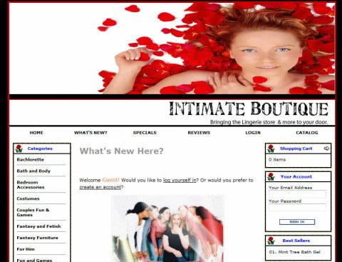 Intimate Boutique