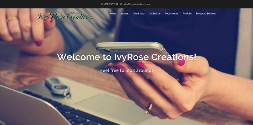IvyRose Creations - IvyRose Creations