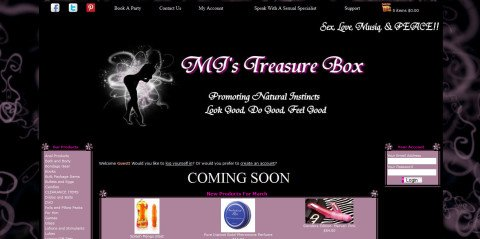 MJ's Treasure Box