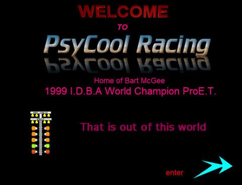 PsyCool Racing