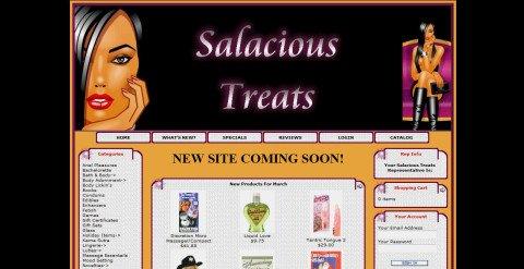 Salacious Treats
