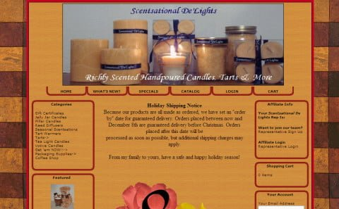 Scentsational De'Lights