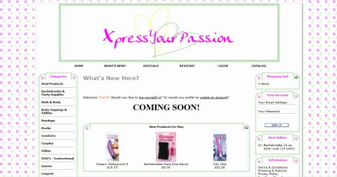 Xpress Your Passion