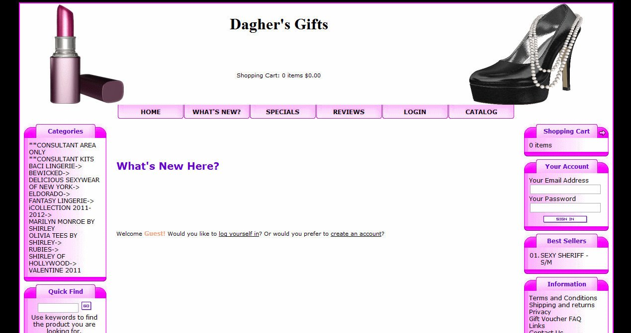 Dagher's Gifts