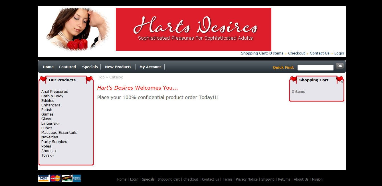 Harts Desires