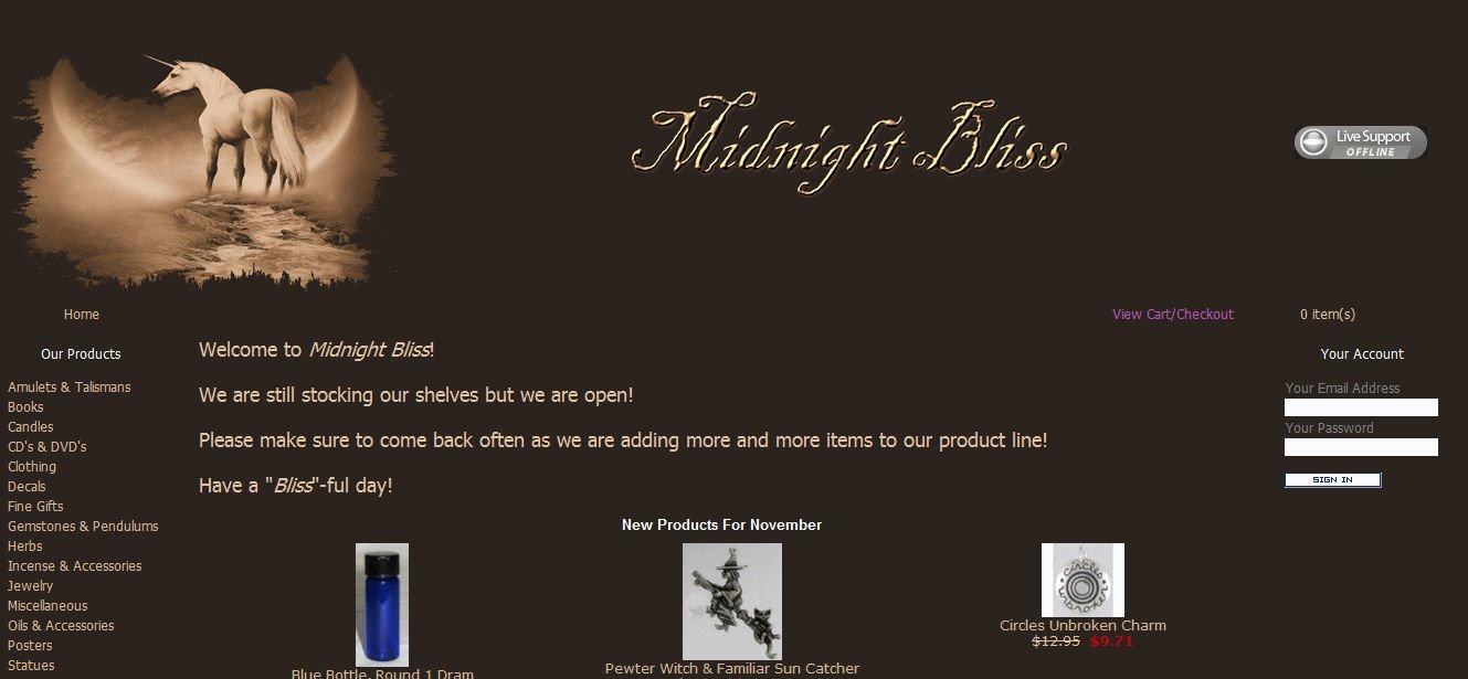 Midnight Bliss