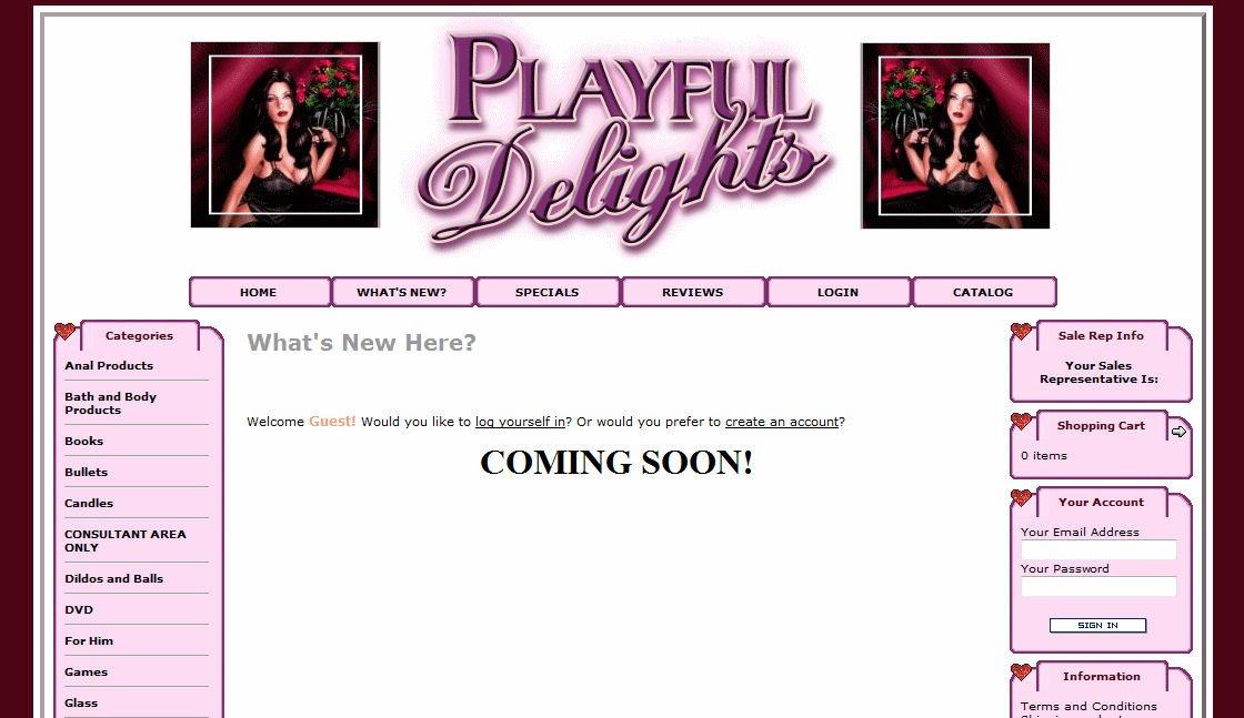 Playful Delights